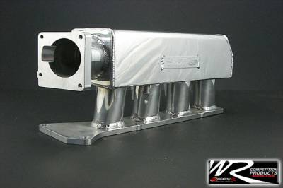 Performance Parts - Performance Accessories - Weapon R - Mazda 3 Weapon R Race Intake Manifold - Sheet Metal - 501-113-101