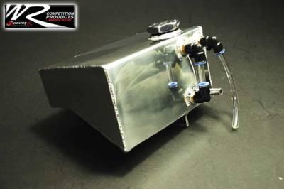 Performance Parts - Performance Accessories - Weapon R - Nissan 240SX Weapon R Aluminum Coolant Overflow Tank - Polished - 826-117-101