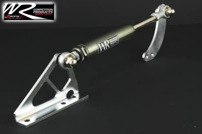Performance Parts - Performance Accessories - Weapon R - Mazda RX-7 Weapon R Engine Torque Damper Kit - Gun Metal - 959-111-111