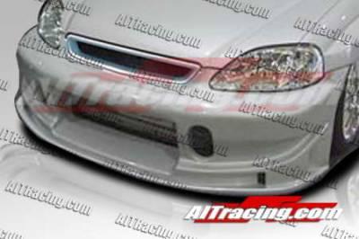 Civic HB - Front Bumper - AIT Racing - Honda Civic AIT Racing BC Style Front Bumper - HC99HIBCSFB