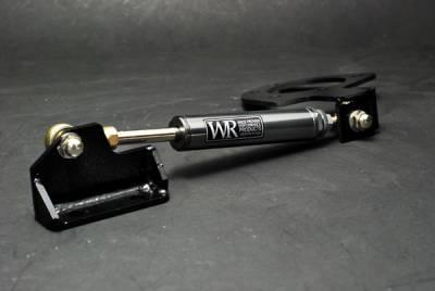 Performance Parts - Performance Accessories - Weapon R - Mazda 3 Weapon R Engine Torque Damper Kit - Gun Metal - 959-111-124