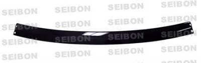 Spoilers - Custom Wing - Seibon - Subaru Impreza Seibon Carbon Fiber Rear Roof Spoiler - RRS0607SBIMP
