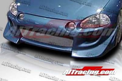 Del Sol - Front Bumper - AIT Racing - Honda Del Sol AIT Racing BZ Style Front Bumper - HD93HIBZSFB