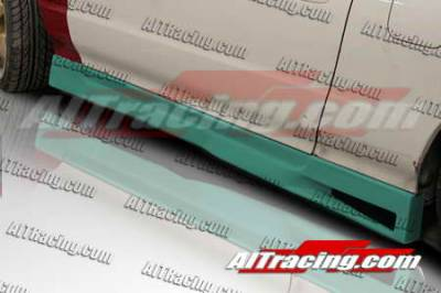 Del Sol - Side Skirts - AIT Racing - Honda Del Sol AIT Racing Revolution Style Side Skirts - HD93HIREVSS