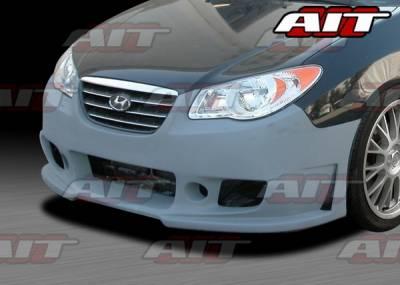 Elantra - Front Bumper - AIT Racing - Hyundai Elantra AIT Zen Style Front Bumper - HE07HIZENFB