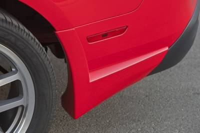 Mustang - Rear Add On - Xenon - Ford Mustang Xenon Urethane Rear Valance Kit - 12840