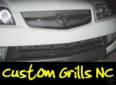 Grilles - Custom Fit Grilles - Custom - Front Chrome Grille INSERT