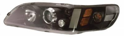 Headlights & Tail Lights - Headlights - ACA Performance - ACA Performance HID Projector XGL Headlight Upgrade Kit - HIDXP3003