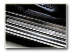 Car Interior - Interior Trim Kits - Custom - R Threshold Insert
