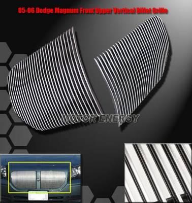 Grilles - Custom Fit Grilles - Custom - Billet Grille Aluminum Inserts