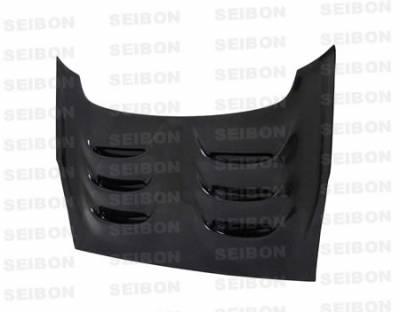 Spoilers - Custom Wing - Seibon - Acura NSX Seibon TT Style Carbon Fiber Rear Spoiler - RS9206ACNSX-TT
