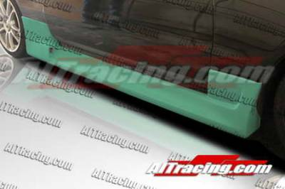 Prelude - Side Skirts - AIT Racing - Honda Prelude AIT Racing R34 Style Side Skirts - HP92HIR34SS