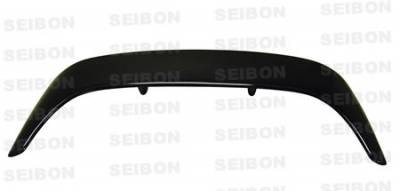 Spoilers - Custom Wing - Seibon - Honda Del Sol Seibon TD Style Carbon Fiber Rear Spoiler - RS9397HDDS-TD