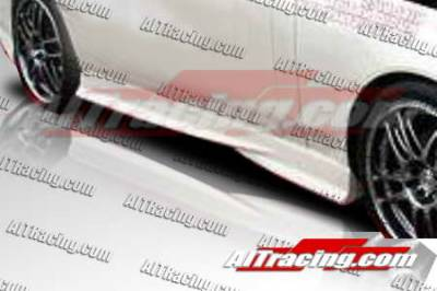 Prelude - Side Skirts - AIT Racing - Honda Prelude AIT Racing M3 Style Side Skirts - HP97HIM3SSS