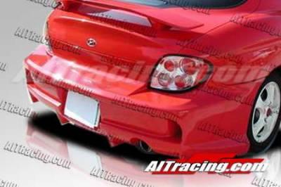 Tiburon - Rear Bumper - AIT Racing - Hyundai Tiburon AIT Racing VS Style Rear Bumper - HT00HIVSSRB