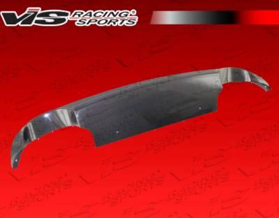 S2000 - Rear Add On - VIS Racing - Honda S2000 VIS Racing ASM Carbon Fiber Rear Lower Diffuser - 00HDS2K2DASM-032C
