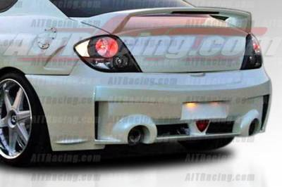 Tiburon - Rear Bumper - AIT Racing - Hyundai Tiburon AIT Racing SC2 Style Rear Bumper - HT03HISC2RB