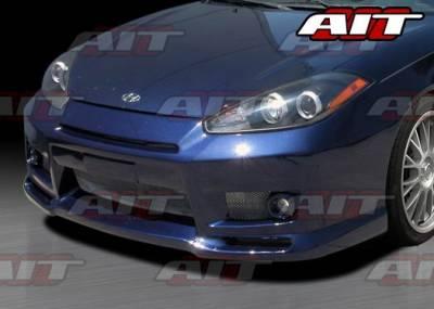 Tiburon - Front Bumper - AIT Racing - Hyundai Tiburon AIT GT-Spec Style Front Bumper - HT07HIGTSFB