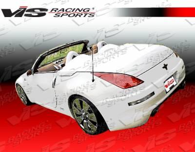 350Z - Rear Add On - VIS Racing - Nissan 350Z VIS Racing DB7 Rear Addon - 03NS3502DDB7-012