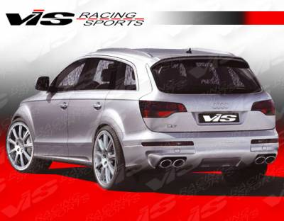 Q7 - Rear Add On - VIS Racing - Audi Q7 VIS Racing M Tech Rear Addon - 06AUQ74DMTH-012
