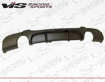 3 Series 4Dr - Rear Add On - VIS Racing - BMW 3 Series 4DR VIS Racing Performance Rear Diffuser - 06BME904DPER-032