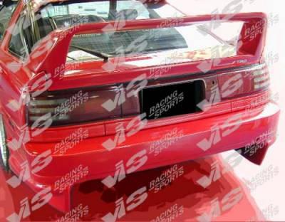 Supra - Rear Add On - VIS Racing - Toyota Supra VIS Racing Demon Rear Addon - 86TYSUP2DDEM-012