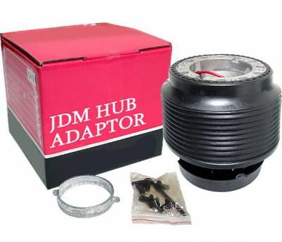 Car Interior - Steering Wheel Hub Adaptors - 4 Car Option - Toyota Land Cruiser 4 Car Option Steering Wheel Hub Adaptor Boss Kit - HUB-OT48-BOSS