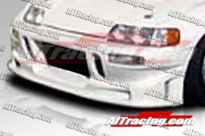 CRX - Front Bumper - AIT Racing - Honda CRX AIT Racing BC Style Front Bumper - HX88HIBCSFB