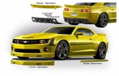 Camaro - Body Kits - CDC - Chevrolet Camaro CDC Full Aero Kit