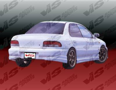 Impreza - Rear Add On - VIS Racing - Subaru Impreza VIS Racing Tracer Rear Addon - 93SBIMP4DTRA-012