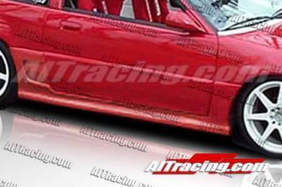 CRX - Side Skirts - AIT Racing - Honda CRX AIT Racing BZ Style Side Skirts - HX88HIBZSSS