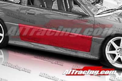 Civic HB - Doors - AIT Racing - Honda Civic HB AIT Racing MGN Style Door Caps - HX88HIMGNSD