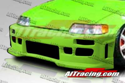 CRX - Front Bumper - AIT Racing - Honda CRX AIT Racing Revolution Style Front Bumper - HX88HIREVFB