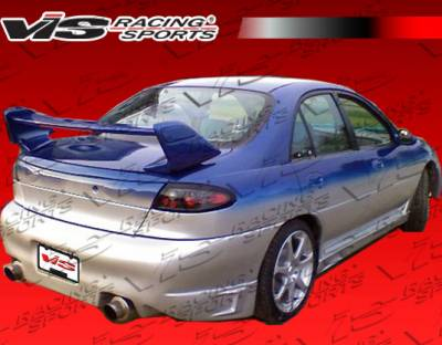 Escort - Rear Add On - VIS Racing - Ford Escort VIS Racing TSC Rear Lip - 97FDZX24DTSC-012