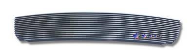 Grilles - Custom Fit Grilles - APS - Suzuki Grand Vitara APS Billet Grille - Bumper - Aluminum - I65137A