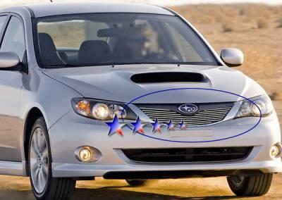 Grilles - Custom Fit Grilles - APS - Subaru Impreza APS Grille - I67211A