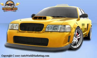 Crown Victoria - Body Kits - Custom - GT Concept Body Kit
