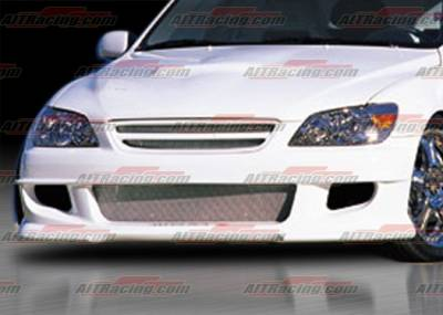 IS - Front Bumper - AIT Racing - Lexus IS AIT Racing Falcon Style Front Bumper - IS300HIFALFB