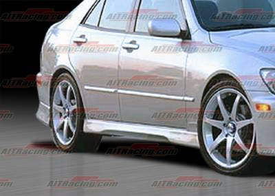 IS - Side Skirts - AIT Racing - Lexus IS AIT Racing TRD Style Side Skirts - IS300HITRDSS