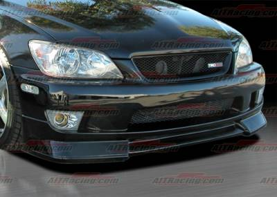IS - Front Bumper - AIT Racing - Lexus IS AIT Racing Waldo Style Front Bumper - IS300HIWALFB