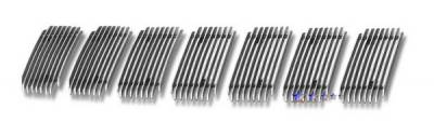 Grilles - Custom Fit Grilles - APS - Jeep Grand Cherokee APS Grille - J66604V