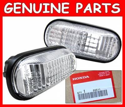 Headlights & Tail Lights - Corner Lights - 4 Car Option - Honda S2000 4 Car Option Side Marker - JDM-LS-HS2K
