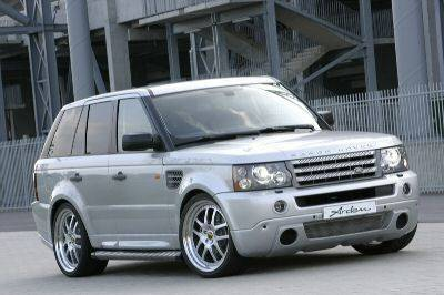 Range Rover - Body Kits - Custom - Sporty Body Kit