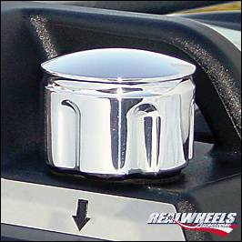 RealWheels - Hummer H2 RealWheels Cross Bar Knobs - Billet Aluminum - Pair - RW211-1-A0102