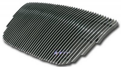 Grilles - Custom Fit Grilles - APS - Kia Amanti APS Billet Grille - Upper - Aluminum - K87006V