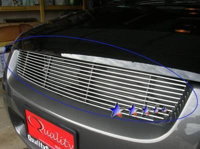 Grilles - Custom Fit Grilles - APS - Kia Sportage APS Billet Grille - Upper - Stainless Steel - K87007S