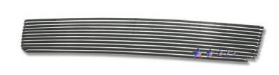 Grilles - Custom Fit Grilles - APS - Lincoln Navigator APS Billet Grille - Bumper - Aluminum - L66545A