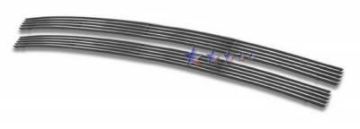 Grilles - Custom Fit Grilles - APS - Lincoln Navigator APS Billet Grille - Bumper - Aluminum - L85018A