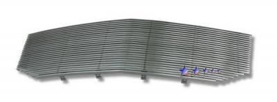 Grilles - Custom Fit Grilles - APS - Lincoln Navigator APS Billet Grille - Upper - Aluminum - L86623A