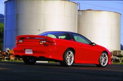 Camaro - Rear Bumper - Xenon - Chevrolet Camaro Xenon Rear Valance - 5634